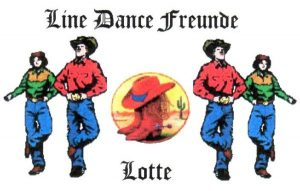 Line Dance Freunde Lotte